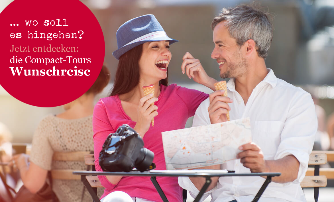 compact tours Wunschreise