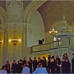 Chorreise Berlin Chorkonzert im Französischen Dom Berlin