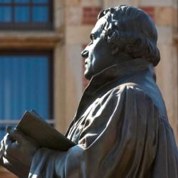 Luther Denkmal Erfurt