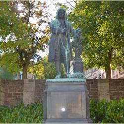 Johann Sebastian Bach Eisenach