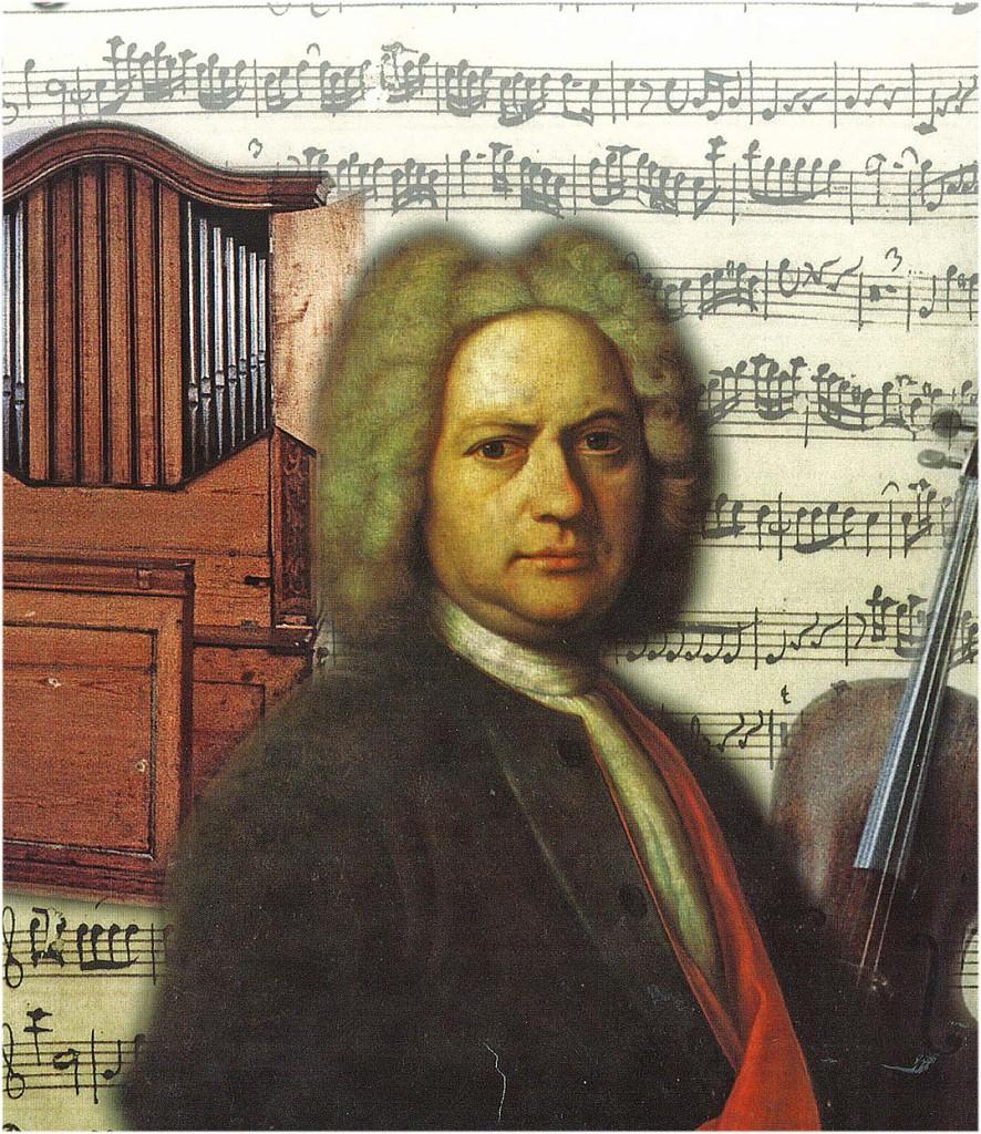 Reise auf Spuren von Johann Sebastian Bach