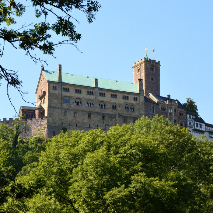 UNESCO Tour Martin Luther Wartburg Eisenach