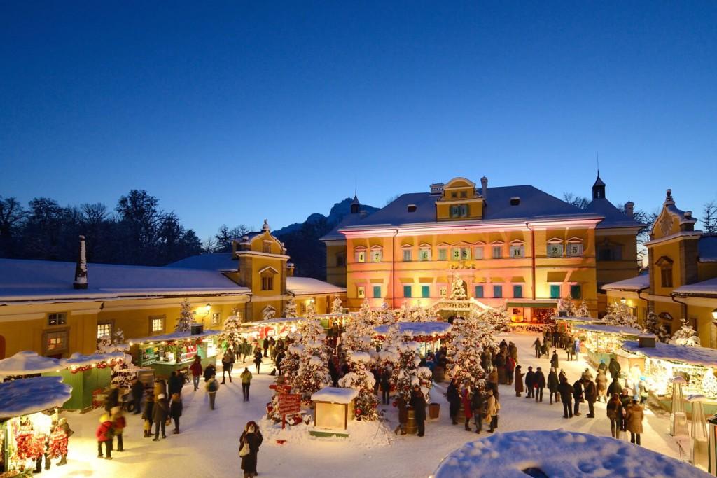 Weihnachtsmarkt Reisen