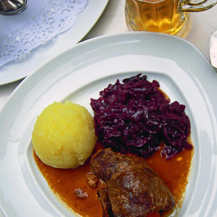 Schlemmerwochende Thüringen: Bier und Klöße