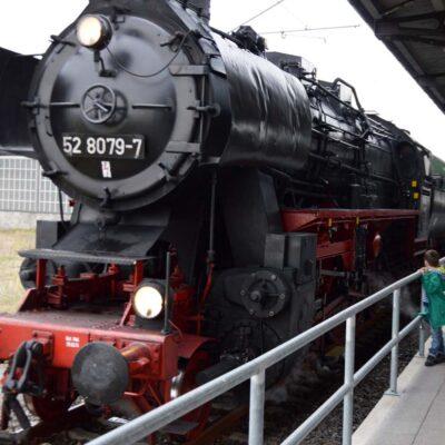 Dampflokfest Dresden