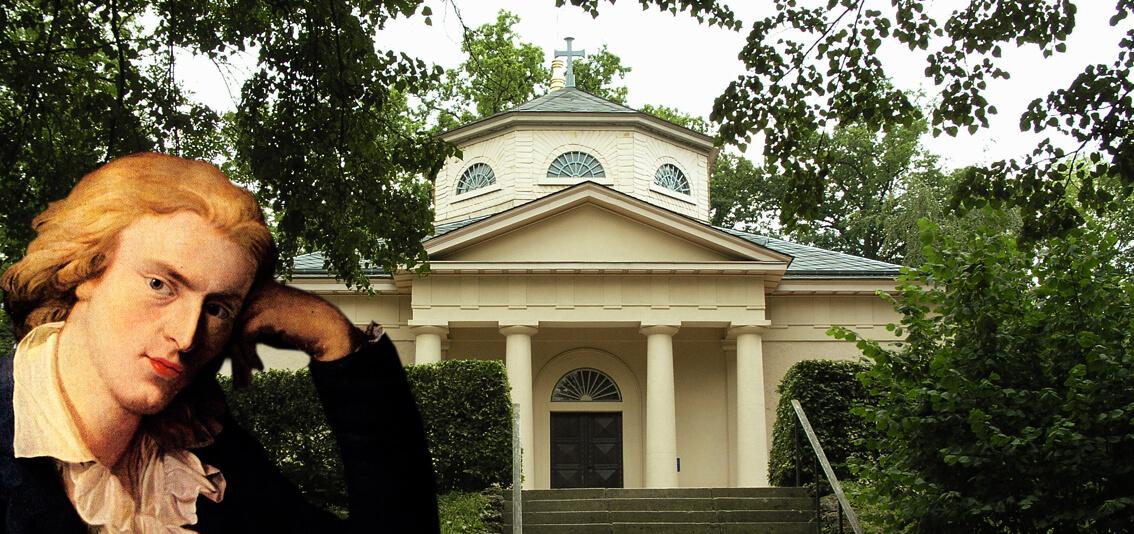 Friedrich Schillers Sarg ist leer