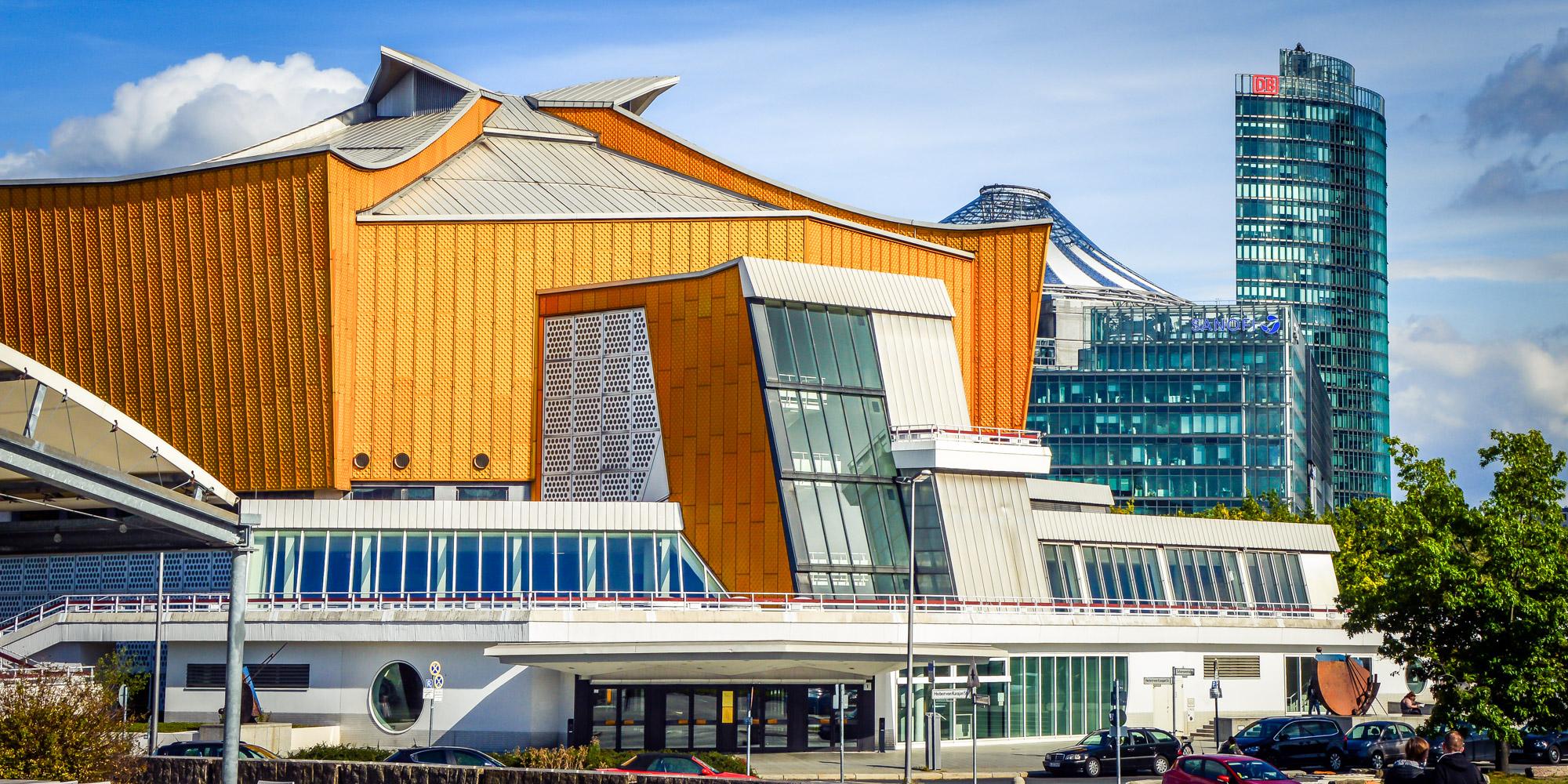 Die Berliner Philharmonie