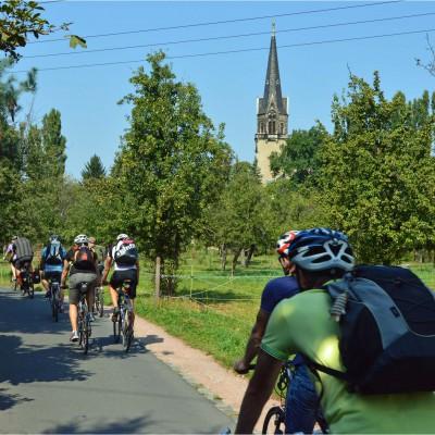 Dresden Radebeul Fahrrad