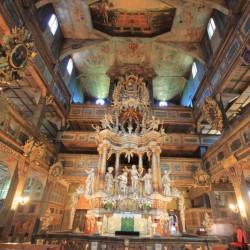Schweidnitz Friedenskirche Polen