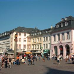 Marktplatz von Trier
