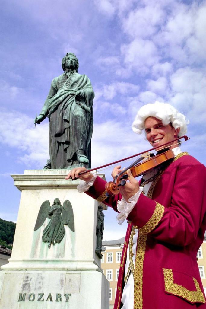 Gruppenreise Mozart