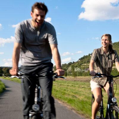 Radtour Elberadweg: von Dessau nach Hamburg