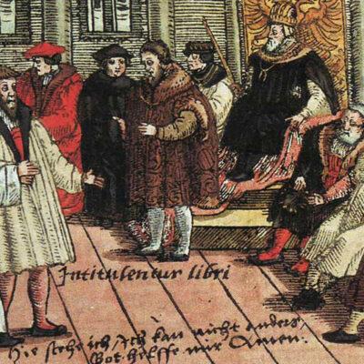 Pilgerreise Luther