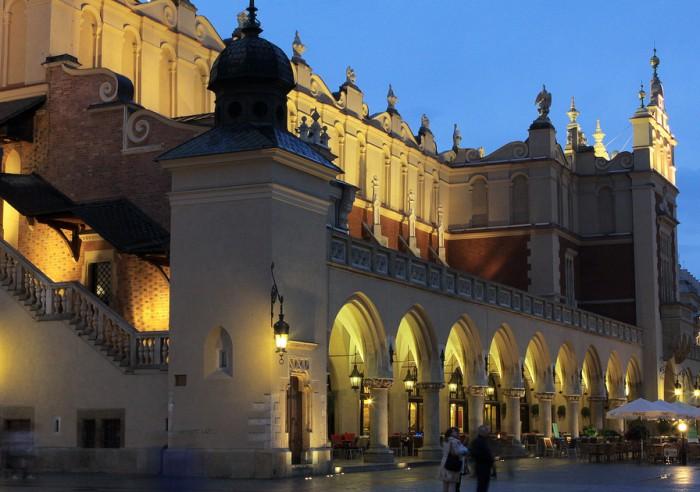 Rundreise Polen zu Unesco Weltkulturerbestätten