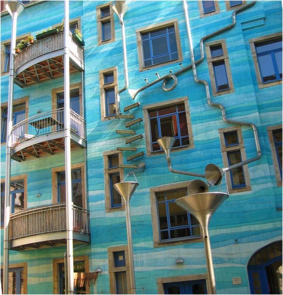 Kunsthofpassage Dresden Neustadt