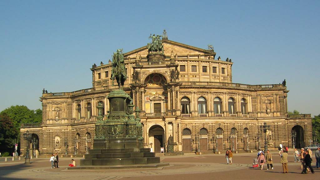 Gruppenreisen Semperoper