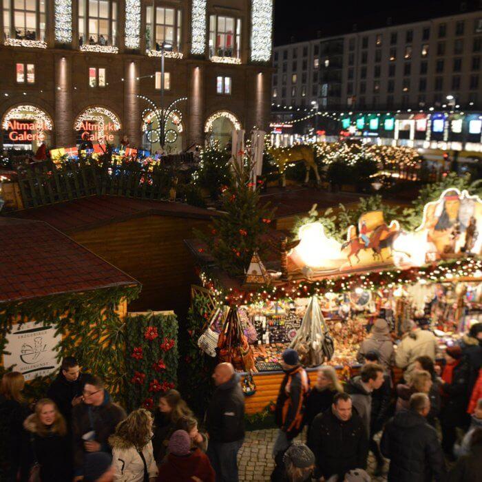 Adventsreise in das weihnachtliche Dresden