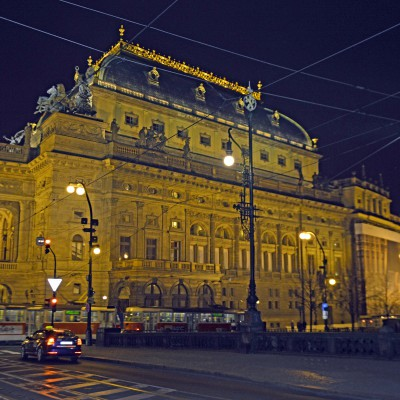 Oper iPrag |Nationaltheater Prag