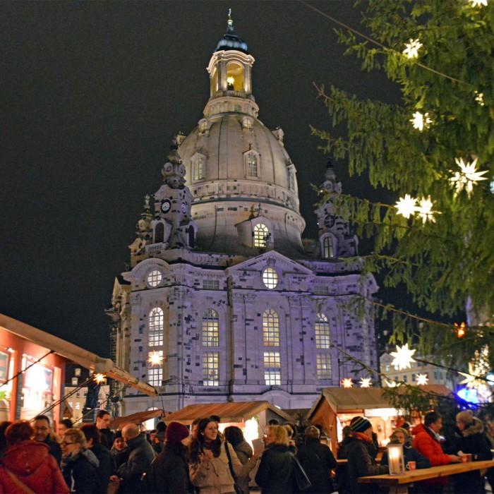 Adventsreise Dresden
