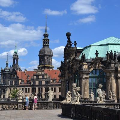 Stadtführung Dresden, Stadtfuehrung Dresden_Zwinger