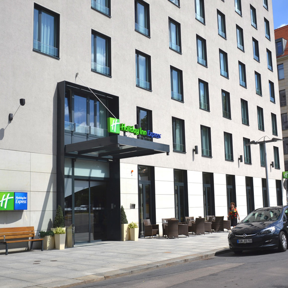 Hotel Holiday Inn Express Dresden City Centre
