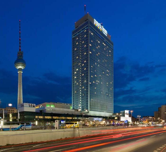 Hotel Park Inn Berlin Alexanderplatz Gruppenreisen