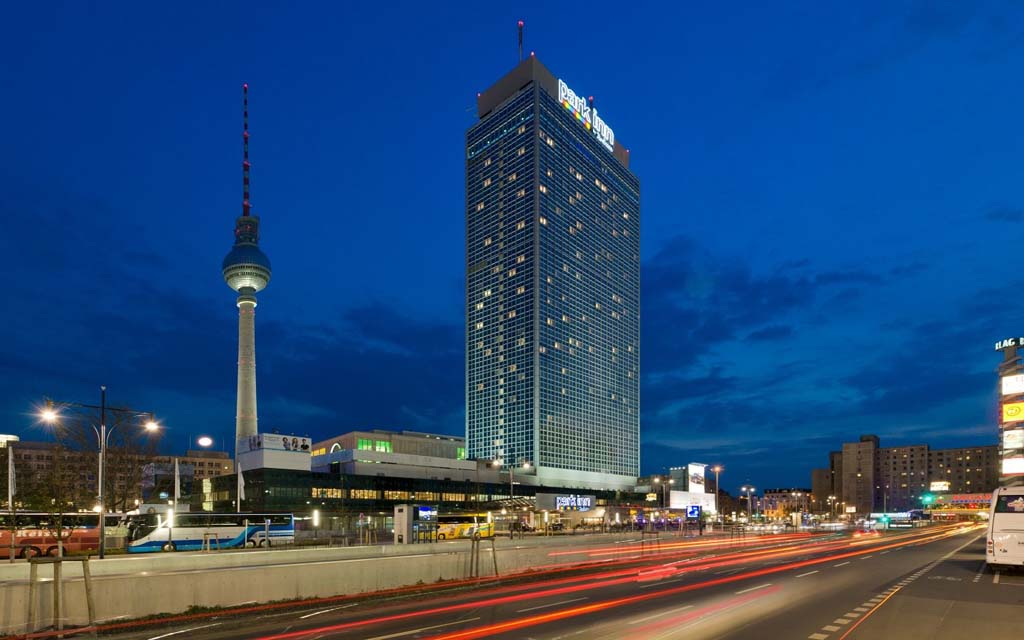 Hotel Park Inn Berlin Alexanderplatz