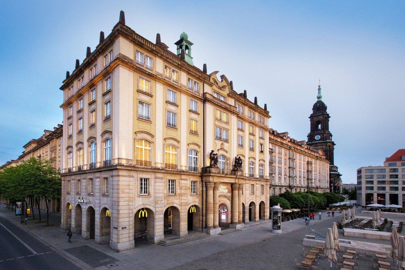 Mini Kühlschrank Dresden : Star inn hotel premium dresden online buchen