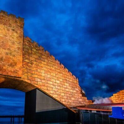 Fantastische Kulisse: Die Bregenzer Festspiele