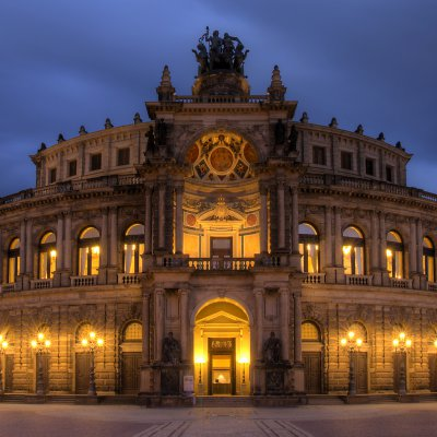 Semperoper Reise