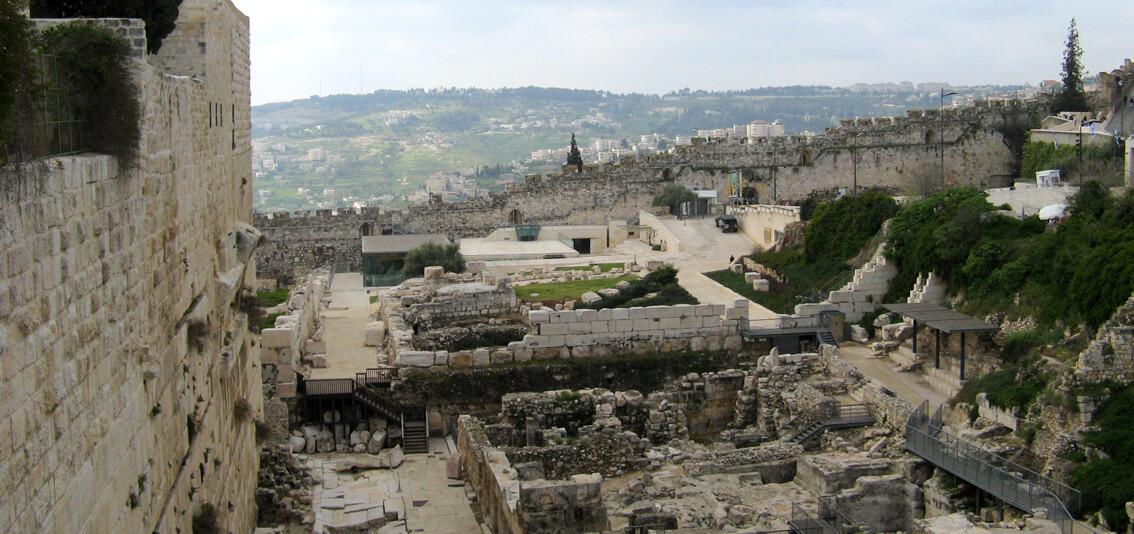 Jerusalem älter als geglaubt