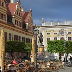 Altes Rathaus und Börse Leipzig