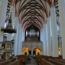 Thomaskirche Leipzig Innen