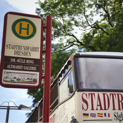 grosse Stadtrundfahrt Dresden