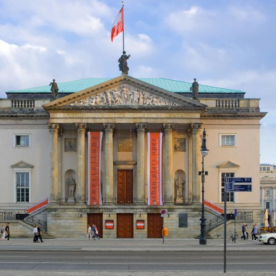 Staatsoper Berlin Unter den Linden