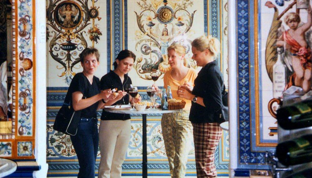 kulinarische Stadtführung Dresden Pfunds Molkerei in Dresden