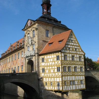 Bamberg_Altes Rathaus UNESCO TOUR