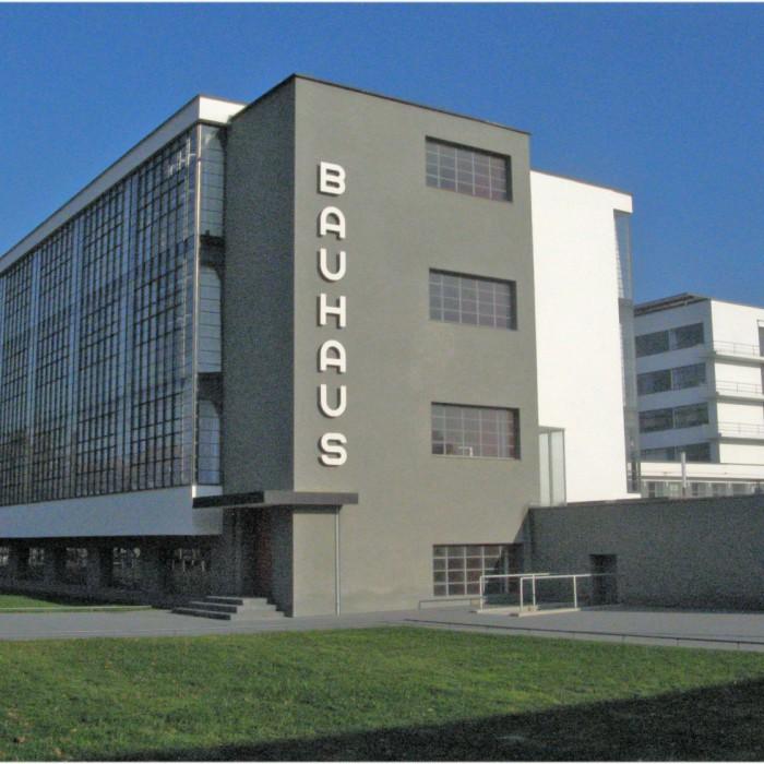 Bauhaus architecture tour