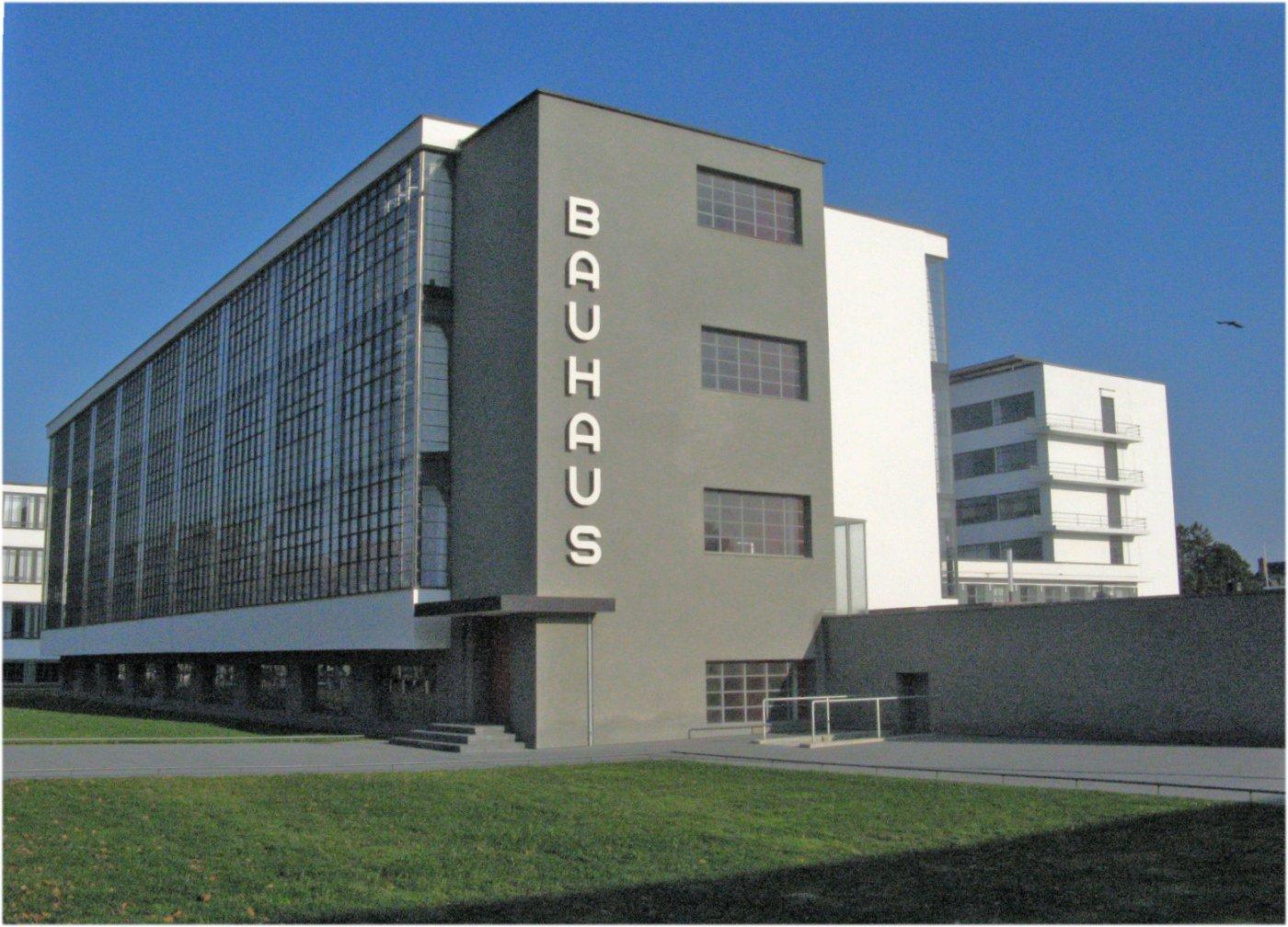 100 jahre bauhaus studienreise architektur zu erleben - Architektur weimar ...