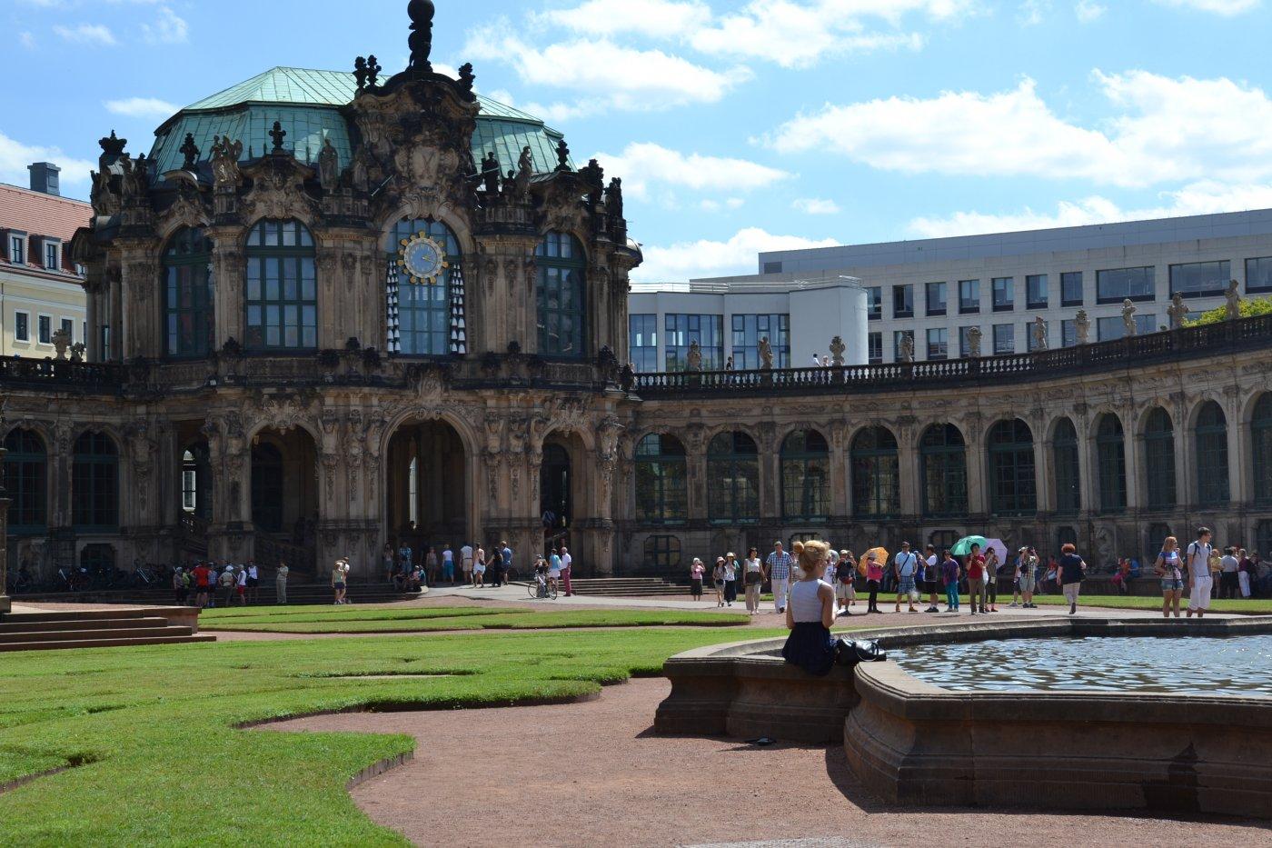 virtuelle Zeitreise Dresden