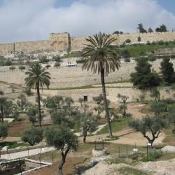 Goldenes Tor in Jerusalem Israel