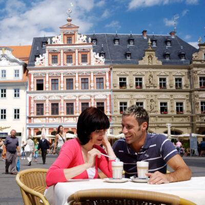 Marktplatz Erfurt