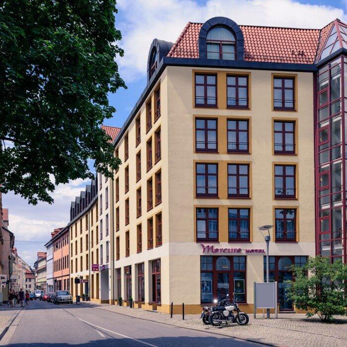 Sterne Hotel Erfurt