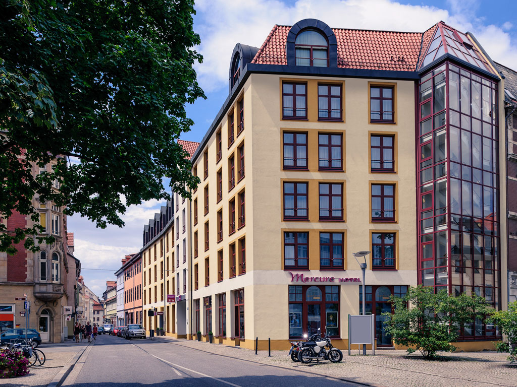 mercure hotel erfurt altstadt compact tours. Black Bedroom Furniture Sets. Home Design Ideas