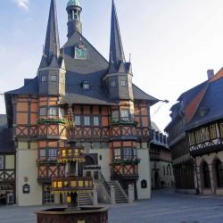 Wernigerode Harz Rathaus