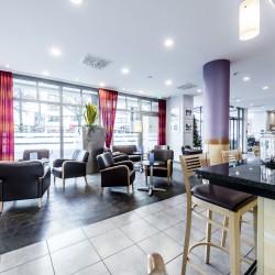 Holiday Inn Express berlin Lobby