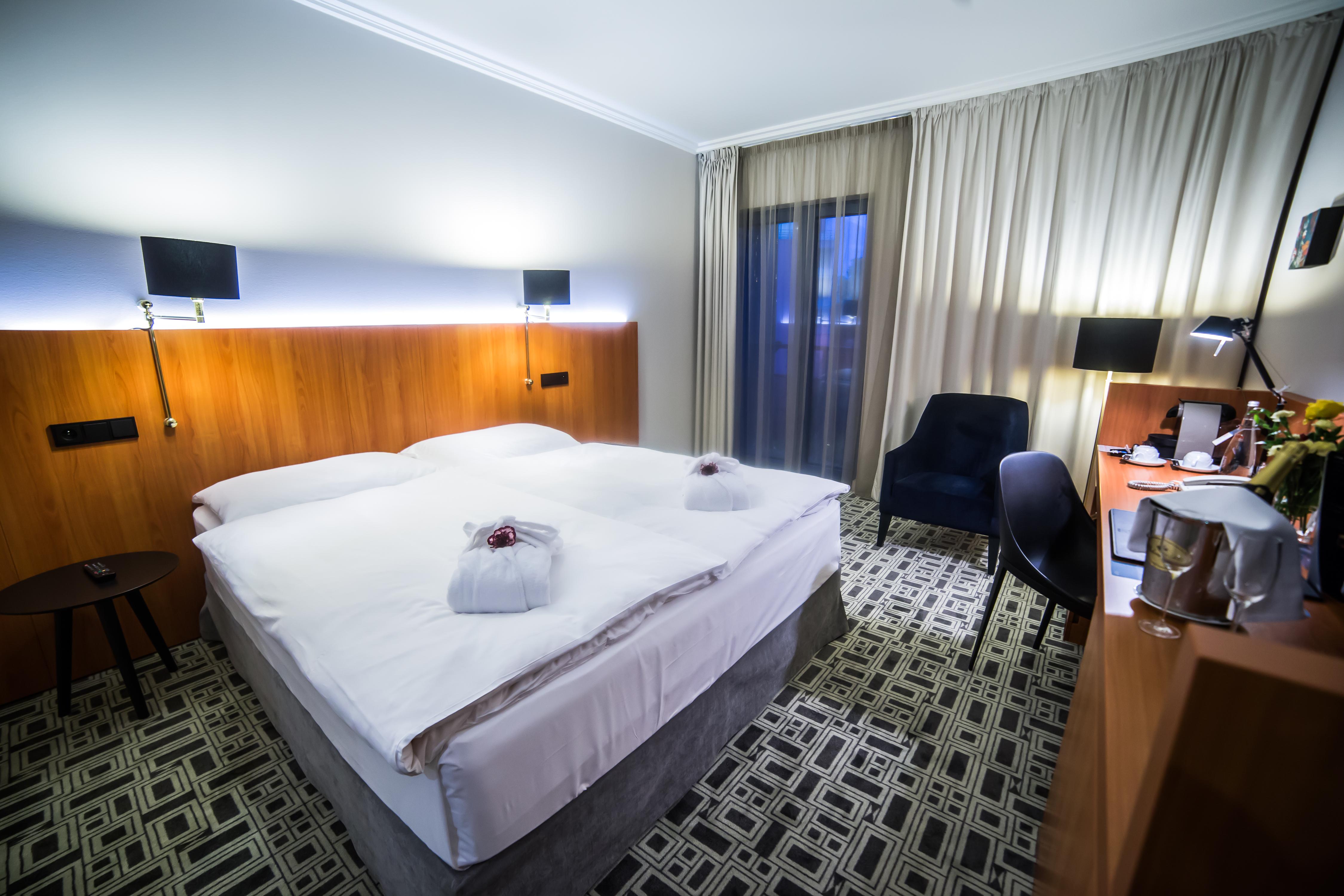 Nh Hotel Prague City Prag