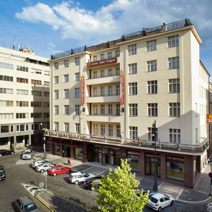 Clarion Hotel Prag Old Town