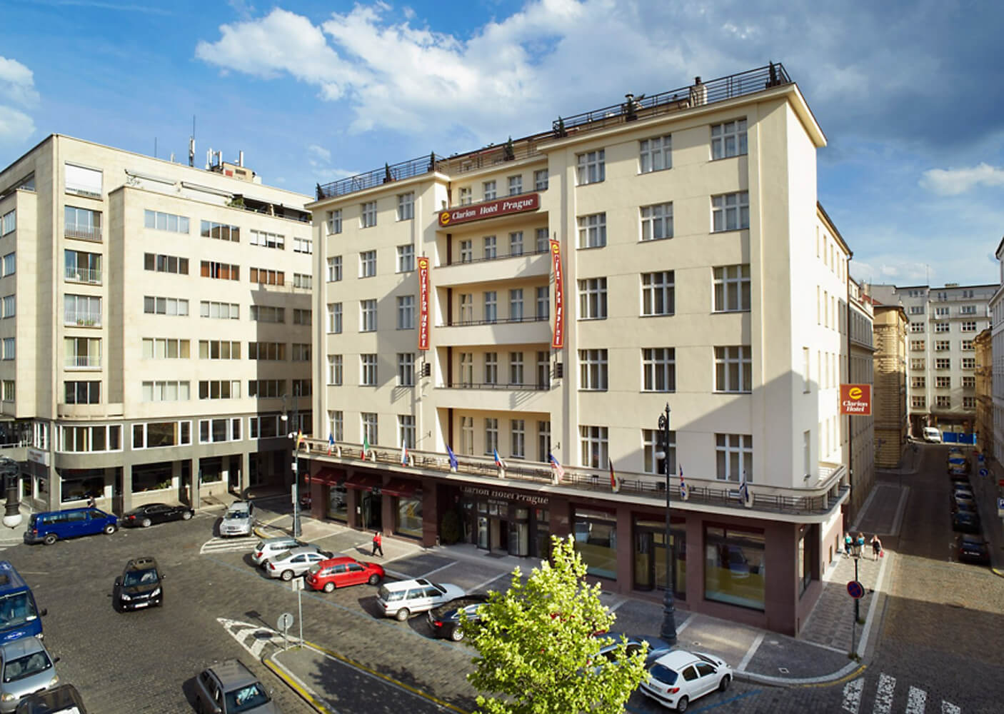 Clarion Hotel Prag Old Town