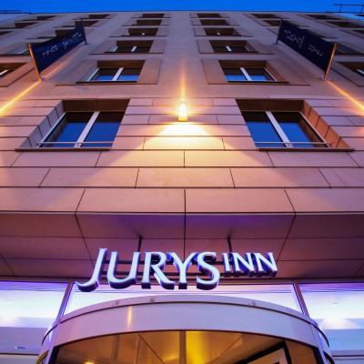Jurys Inn Prag Außenansicht